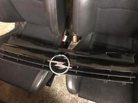 Mk5 Astra Opel grill
