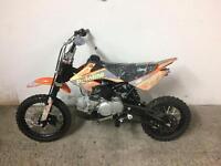 New stomp 125cc pitbike