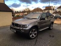 BMW X5 SPORT, £4800, 128000 MILEAGE, GREAT CONDITION, CONTACT FOR DETAILS