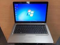 HP Phenom II Fast HD Laptop, 4GB Ram, 250GB (Kodi) HDMI,Win 7, Microsoft office,Good Condition