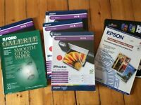 Selling photographic paper A3