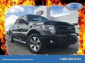 2014 Ford F-150 FX2, One Owner, Accident Free, Mint !!