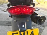 Keeway TX125 Yamaha WR copy