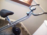 Pro Fitness - Folding Exercise Bike
