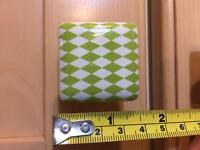 Ceramic knob 35mm x 35mm