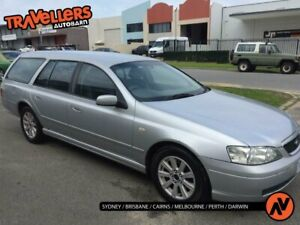 Ford Falcon Wagon - Perfect for Backpacker, with Warranties and Camping gear! Welshpool Canning Area Preview