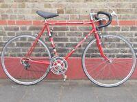 Vintage carlton grand prix reynolds 531 racer bike