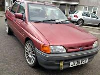 Ford escort 1991 mot 1.3