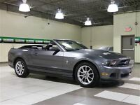 2010 Ford Mustang CONVERTIBLE V6 CUIR MAGS CHROME