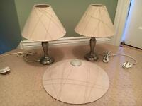 Table Lamps & Uplighter