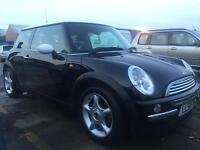 Mini Cooper stunning throughout. Low mileage 78,000. Full service history
