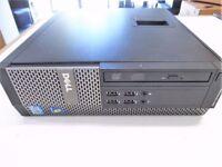 10 x Dell Optiplex 990 i5- 3.4ghz ,500Gb HDD, 4Gb Ram Clean condition.
