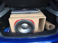 """Orion HCCA 15"""" Sub and Amp"""