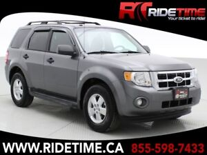 2010 Ford Escape XLT 4WD - 3.0L V6, Alloy Wheels