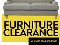 Furniture clearance. Most stuff is free or under £40!!