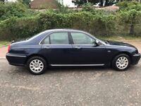 2003 Rover 75 2.0 CDT Connoisseur SE 4dr Automatic @07445775115@