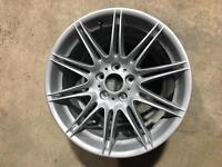 Bmw Msport alloy wheels