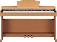 Yamaha Arius Digital Piano Yamaha Arius YDP-141 digital piano in cherry wood / light oak colour