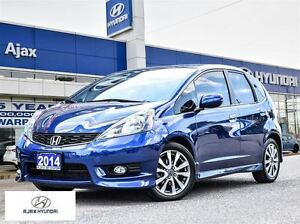 2014 Honda Fit Sport| Stability & Traction Control