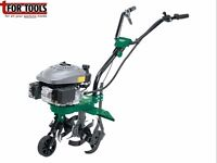 Draper 58972 Expert 135cc Petrol Cultivator / Tiller Rotavator