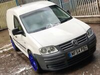 Vw caddy up for px/swap for T5 transporter