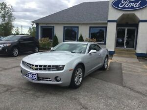 2013 Chevrolet Camaro 1LT, Coupe, 3.6L V6, Bluetooth, 3.6L V6, B
