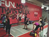 Switch - Group Personal Training