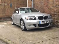 Bmw 1serise MSport great condition low Milage up for sell