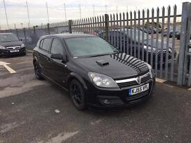 2005 Vauxhall Astra 1,6 litre 5dr