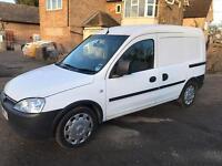 Vauxhall Combo 1.3 CDTI White 2005/55 Van