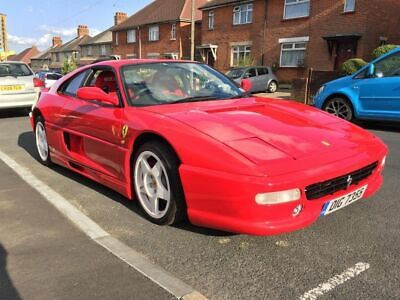 ferrari 355 replica (low miles,3L engine,355 number plate)