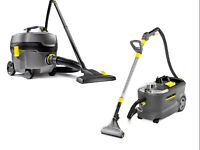 KARCHER Carpet CLEANER Puzzi 400 10/1 Valet Machine & Vacuum PRO T200
