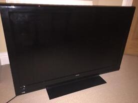 Bush 40 inch LCD 1080p tv FULL HD
