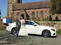 Mercedes Wedding Car Hire - Chauffeur Driven*** Special Offer From £75 *** EMPIRE CHAUFFEUR SERVICES