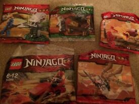 Ninjargo Lego poly bags wallington