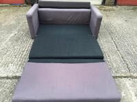Fabric Sofa bed •free delivery •