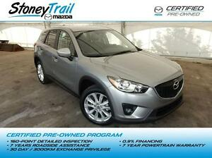 2015 Mazda CX-5 BOSE AUDIO! LEATHER! CERTIFICATION AVAILABLE! -