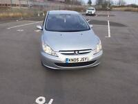 Peugeot 307 1.6 hdi diesel 05 plate