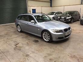 09 Reg BMW 318i se touring 2.0cc 1 owner excellent condition guaranteed cheapest in country