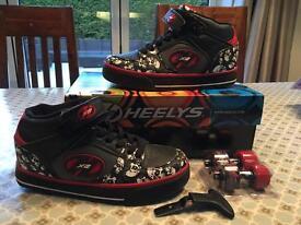 Heelys shoes - Boys UK size 2