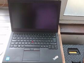 Brand New Lenovo ThinkPad X270 12.5/ i5-7200U / 2.71GHz/ Notebook/Laptop