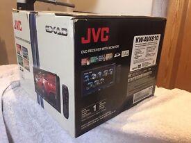 JVC KW-AVX810 Double DIN Headunit