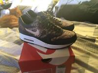 Liberty print Nike air max,limited edition size 7