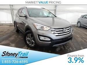 2016 Hyundai Santa Fe HEATED SEATS! BLUETOOTH! HEATED STEERING W