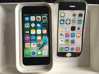 iPhone 5C Unlocked White Very good condition