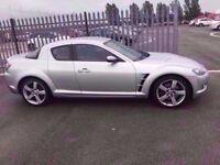 2007 Mazda RX-8 1,3 litre 5dr 1 owner