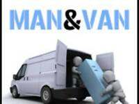 Man with van collections and removals