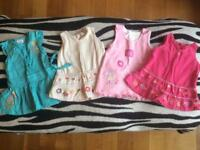 Large Bundle of Baby Girl's Clothes - age 0-3 months
