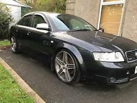 AUDI A4 2002 QUATTRO 2.5TDI FOUR WHEEL DRIVE 159k may swap