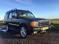 LANDROVER DISCOVERY TD5 Auto 12month MOT